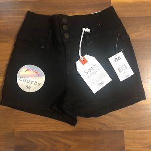 YMI Black shorts